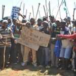 2012-10-17 Mponeng KDC West Mine Strike Carltoneville (572)