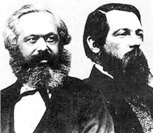 Marx and Engels 2