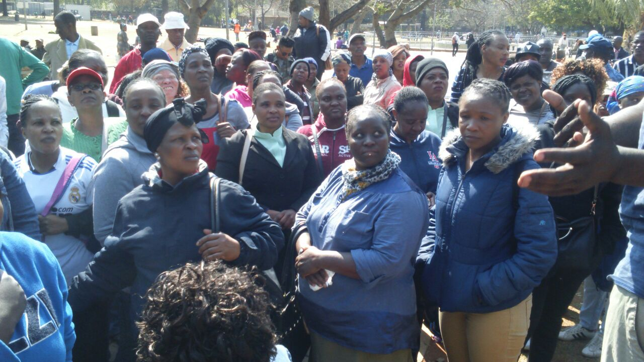 Gwede Mantashe wants supporters to pledge loyalty to the ANC, not just to individuals