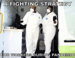 A Fighting Strategy For Workers Under Pandemic